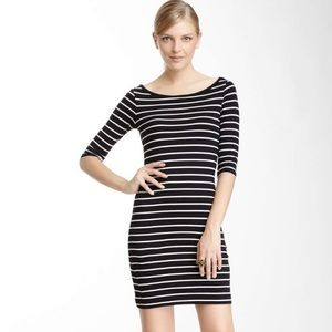 French Connection Susu striped dress
